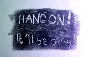 Aidan Moesby: Hang on it'll be okay - an artistic response to The West Yorkshire Playhouse