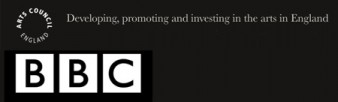 bbc and arts council logo combined