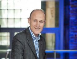 A photograph of Arts Council England Chair, Sir Peter Bazalgette