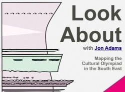 News: Jon Adams exhibits 'Look About' at Pallant House Gallery