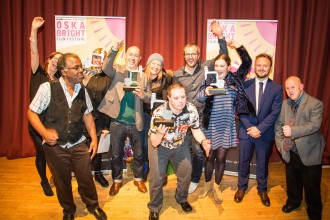 Oska Bright winners announced with help of Oscar winner