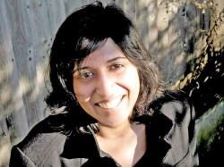Interview: Saradha Soobrayen at the Southbank Poetry Parnassus