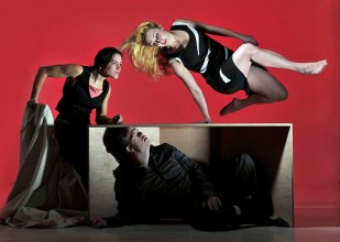 StopGAP Dance Company present a new double bill - Trespass