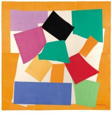 Matisse Cut Outs | Tate Modern, London