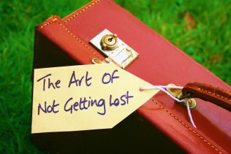 Vici Wreford-Sinnott: The Art Of Not Getting Lost